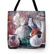 Still Life 3 Tote Bag