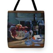 Still Life 9, Wine  Tote Bag