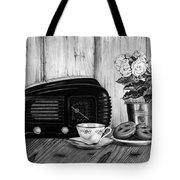 Still Life, Breakfast Tote Bag