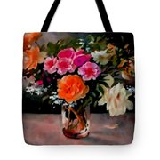 Still-life For Anne Catus 1 No.1 H B Tote Bag