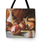 Still Life IIi Tote Bag