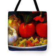 Still Life Italia Tote Bag