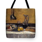Still Life Nature Morte Tote Bag