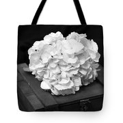 Still Life Of The Hydrangea Tote Bag