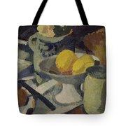 Still Life Tote Bag by Roger de La Fresnaye