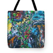 Abstract Still Life Tote Bag