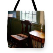 Still Life, Stevens House Tote Bag