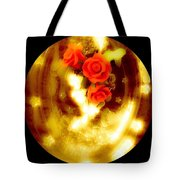 Still Life Water Globe Affect Tote Bag