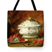 Still Life With A Soup Tureen Tote Bag