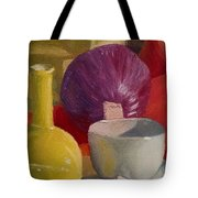 Still Life With An Onion Tote Bag