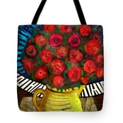 Still Life With Baby Grand Tote Bag