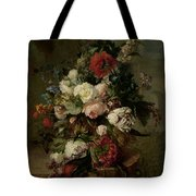Still Life With Flowers, 1789 Tote Bag