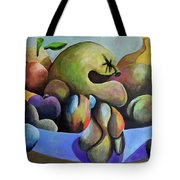 Still Life With Gourds Tote Bag
