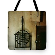 Still Life With Hearth Tools Tote Bag