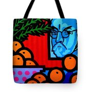 Still Life With Henri Matisse Tote Bag