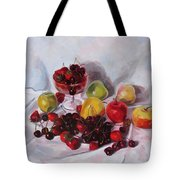 Still Life With Merry  Tote Bag