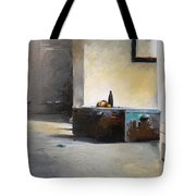 Still Life With Mirror Tote Bag