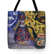 Still Life With Oriental Figures, 1913  Tote Bag
