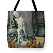 Still Life With Plaster Cupid Tote Bag
