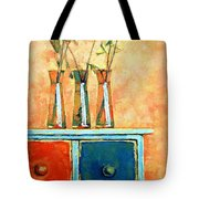 Still Life With Poppies Tote Bag