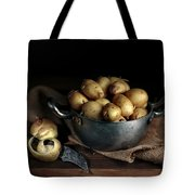 Still Life With Potatoes Tote Bag
