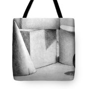 Still Life With Shapes Tote Bag
