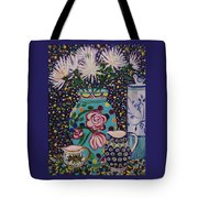 Still Life With Spider Moms Tote Bag