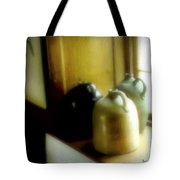 Still Life With Stoneware Tote Bag