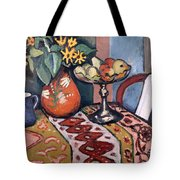 Still Life With Sunflowers II Tote Bag