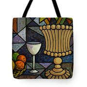 Still Life With Vase Tote Bag
