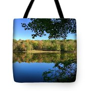 Still Morning Tote Bag