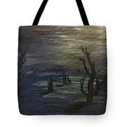 Still Of Night Tote Bag