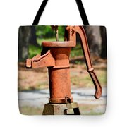 Still Pumping Tote Bag