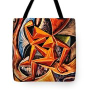 Still Searching For The Essence Of Life Tote Bag