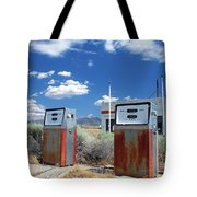 Still Standing Tote Bag by Kathy Yates