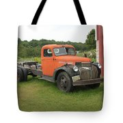 Still Working Tote Bag