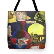 Stillife Tote Bag