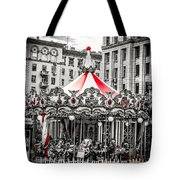 Stillness After The Rain Tote Bag