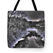 Stillwater Creek Tote Bag