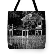 Stilt Dock Tote Bag