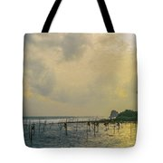 Stilt Fisherman Tote Bag