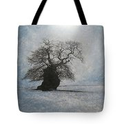 Stilton Silhouette Tote Bag by Leah  Tomaino