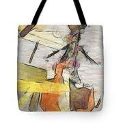 Stiltz Tote Bag