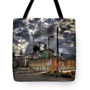 Stimson Lumber Mill Tote Bag