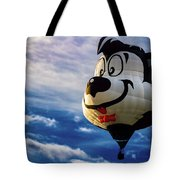 Stinky The Skunk Tote Bag