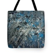 Stir Crazy Tote Bag