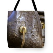 Stirrup And Boot Tote Bag