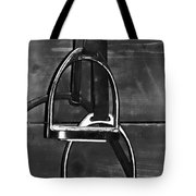 Stirrup Irons Tote Bag