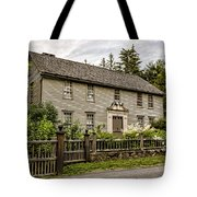Stockbridge Mission House Tote Bag