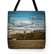 Stockholm Ix Tote Bag